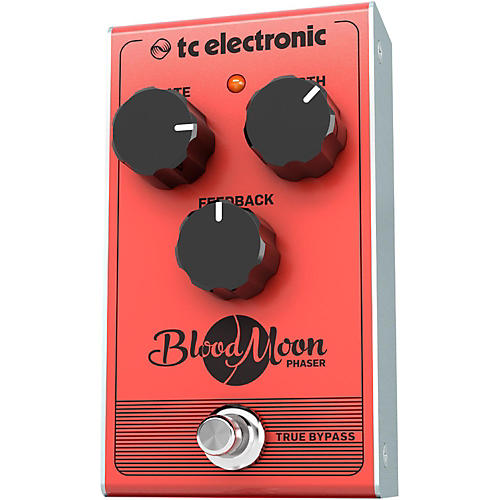 TC Electronic Blood Moon Phaser Effect Pedal-thumbnail