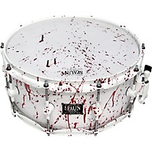 Spaun Blood Spatter Maple Snare Drum