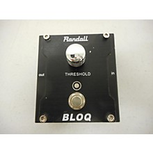 Randall Bloq Effect Pedal