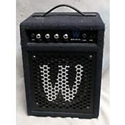 RockBass by Warwick Blue Cab 15.1 Bass Combo Amp