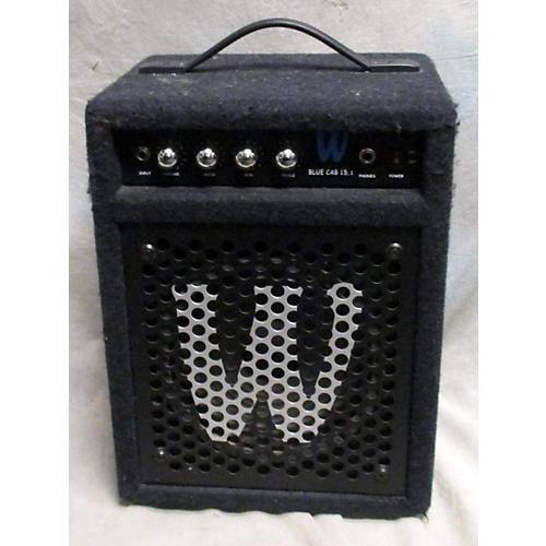 RockBass by Warwick Blue Cab 15.1 Bass Combo Amp-thumbnail