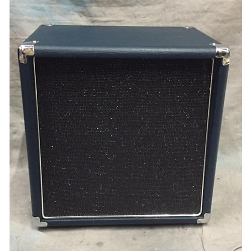 In Store Used Blue Diamond 110-c Blue Guitar Cabinet-thumbnail