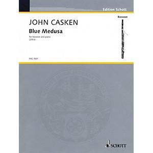 Click here to buy Schott Blue Medusa Bassoon with Piano Accompaniment Schott Series by Schott.