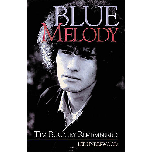 Backbeat Books Blue Melody - Tim Buckley Remembered Book-thumbnail