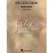 Hal Leonard Blue Monk - The Jazz Essemble Library Series Level 4