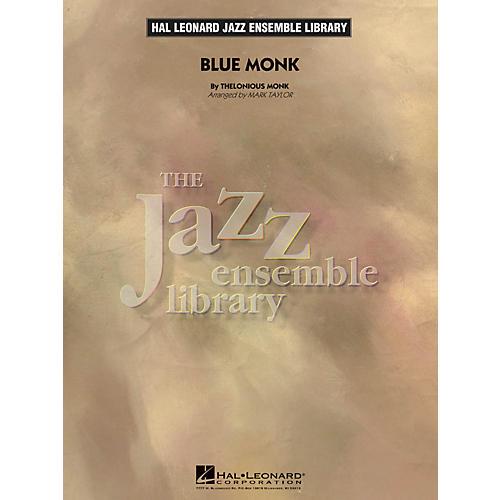Hal Leonard Blue Monk - The Jazz Essemble Library Series Level 4-thumbnail
