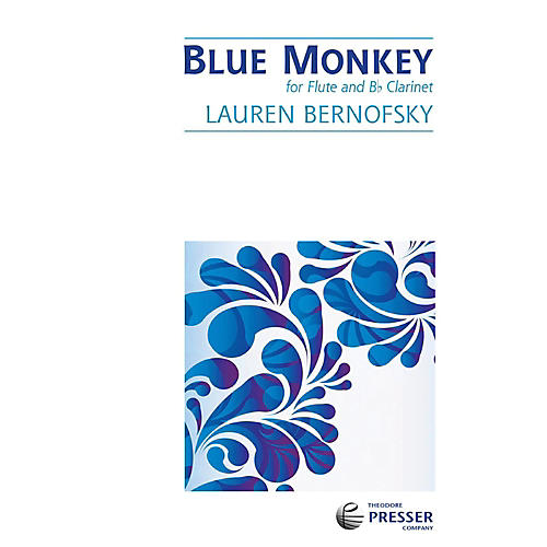 Carl Fischer Blue Monkey - Flute and Bb Clarinet-thumbnail