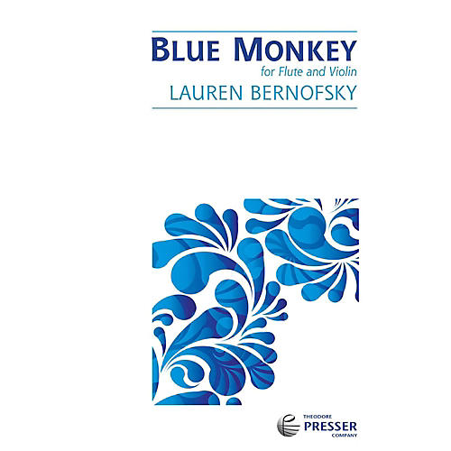 Carl Fischer Blue Monkey - Flute and Violin-thumbnail