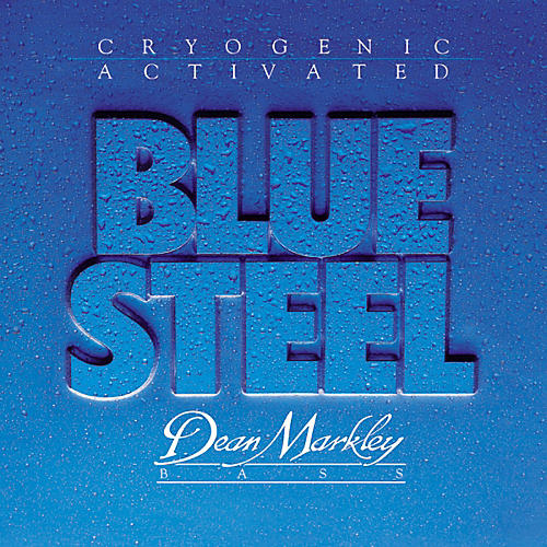 Dean Markley Blue Steel Bass Guitar Strings Em