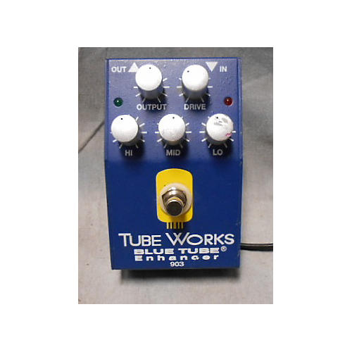 Tubeworks Blue Tube Enhancer Effect Pedal