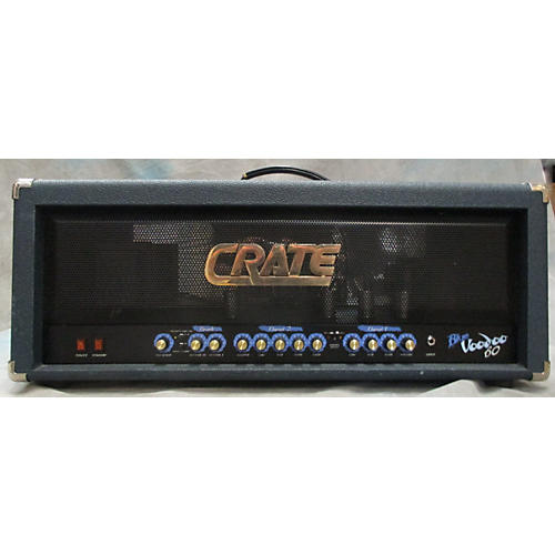 Crate Blue Voodoo 60 Tube Guitar Amp Head-thumbnail