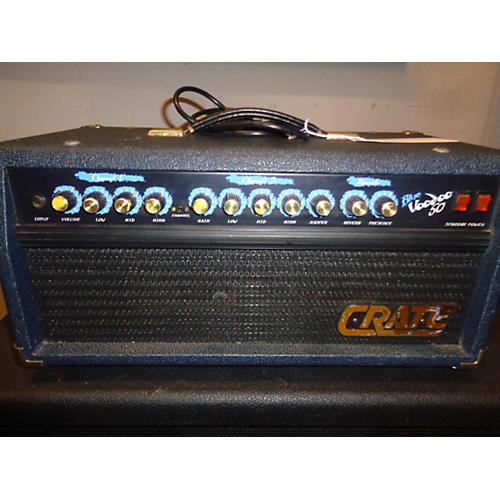 Crate Blue Voodoo BV-50H Tube Guitar Amp Head