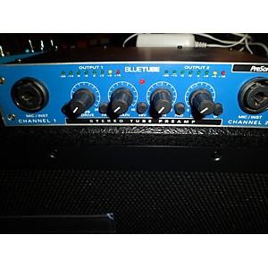 Pre-owned Presonus BlueTube Stereo Tube Preamp Microphone Preamp by PreSonus