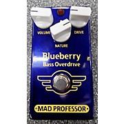 Mad Professor Blueberry Bass Effect Pedal