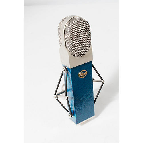 Blue Blueberry Cardioid Condenser Microphone-thumbnail