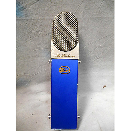 Blue Blueberry Condenser Microphone-thumbnail