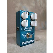 Mad Professor Bluebird Overdrive And Delay Effect Pedal