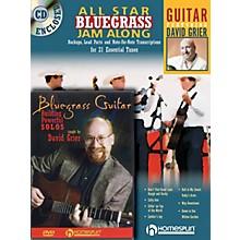 Homespun Bluegrass Guitar Bundle Pack Homespun Tapes Series Performed by David Grier