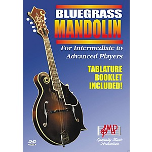 Specialty Music Productions Bluegrass Mandolin Intermediate to Advanced DV... by Specialty Music Productions
