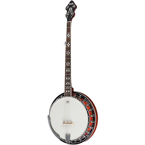 Recording King Bluegrass Series RK-R20 Songster Banjo Natural