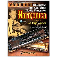 Centerstream Publishing Bluegrass and Old-Time Fiddle Tunes for Harmonica Book/Audio Online