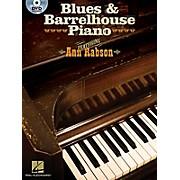Hal Leonard Blues & Barrelhouse Piano - Book/DVD