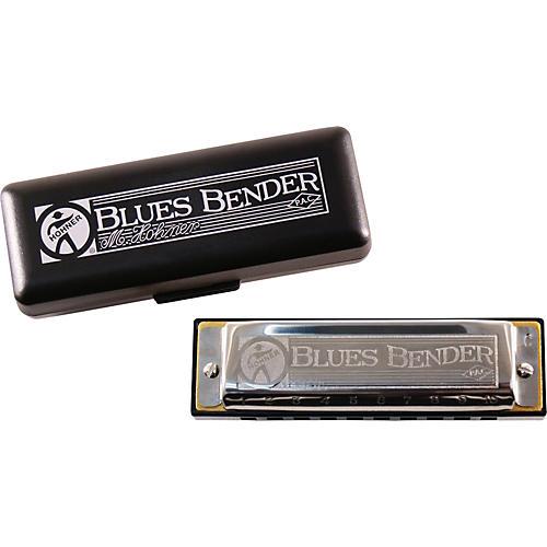 Hohner Blues Bender P.A.C. Harmonica-thumbnail