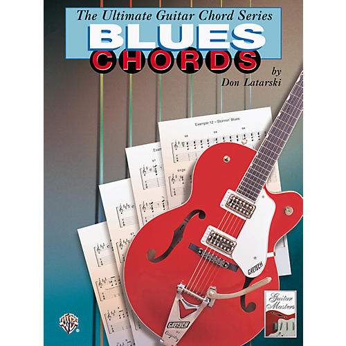 Alfred Blues Chords Book-thumbnail