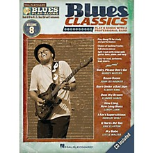 Hal Leonard Blues Classics - Blues Play-Along Volume 8 Book/CD