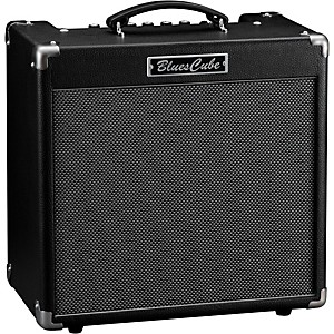Roland Blues Cube Hot 30 Watt 1X12 Combo Guitar Amplifier by Roland