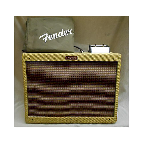 Fender Blues Deluxe Reissue 40W 1x12 Tweed Tube Guitar Combo Amp-thumbnail