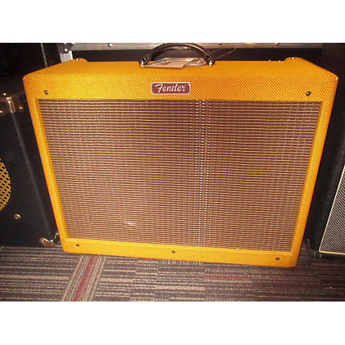 Fender Blues Deluxe Reissue 40W 1x12 Tweed Tube Guitar Combo Amp-thumbnail