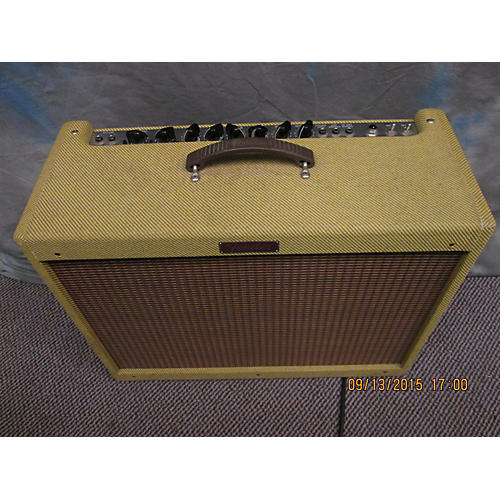 Fender Blues Deluxe Tweed Tube Guitar Combo Amp-thumbnail