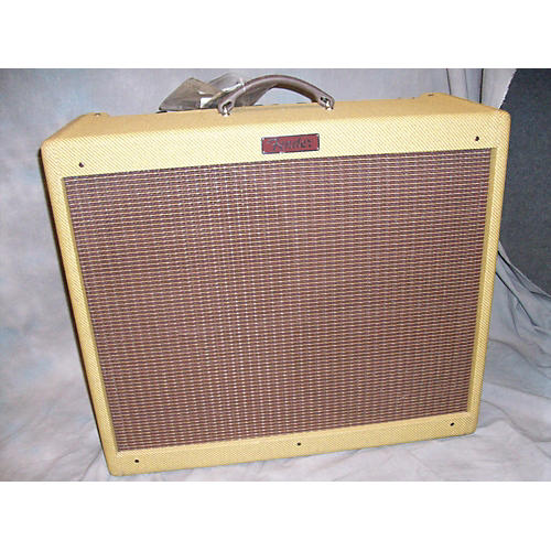 Fender Blues Deville 212 MADE IN USA (Eminence Swamp Thing Speaker Upgrade) Tweed Tube Guitar Combo Amp tweed