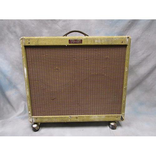 used fender blues deville 2x12 tweed tube guitar combo amp guitar center. Black Bedroom Furniture Sets. Home Design Ideas