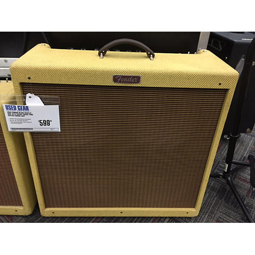 Fender Blues Deville 60W 4X10 Tweed Tweed Tube Guitar Combo Amp