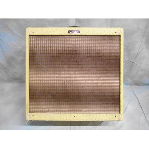 Fender Blues Deville 60W 4x10 Tweed Tube Guitar Combo Amp-thumbnail