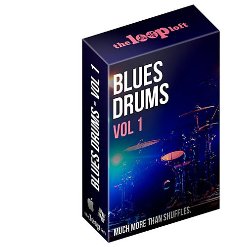 The Loop Loft Blues Drum Loops Vol 1 Software Download-thumbnail