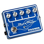 Peluso Blues Flame Overdrive Guitar Effects Pedal