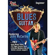 Hal Leonard Blues Guitar Beginner Featuring John McCarthy DVD