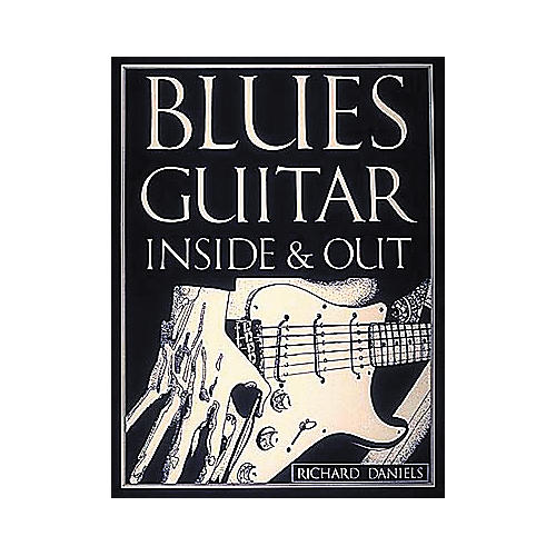 Hal Leonard Blues Guitar Inside And Out-thumbnail