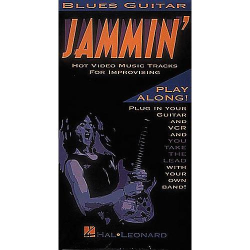 Hal Leonard Blues Guitar Jammin Video
