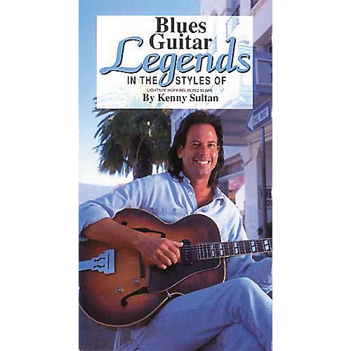 Centerstream Publishing Blues Guitar Legends (VHS)