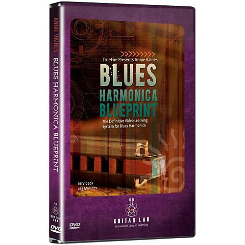 Emedia Blues Harmonica Blueprint DVD-thumbnail