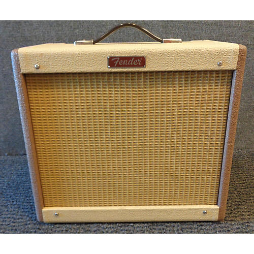 Fender Blues Jr 15W 1X12 Tube Guitar Combo Amp-thumbnail