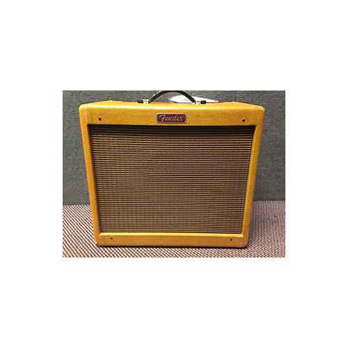 Fender Blues Jr NOS 15W 1X12 Tweed Tube Guitar Combo Amp