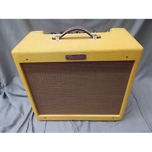 Fender Blues Jr Tweed Tube Guitar Combo Amp-thumbnail