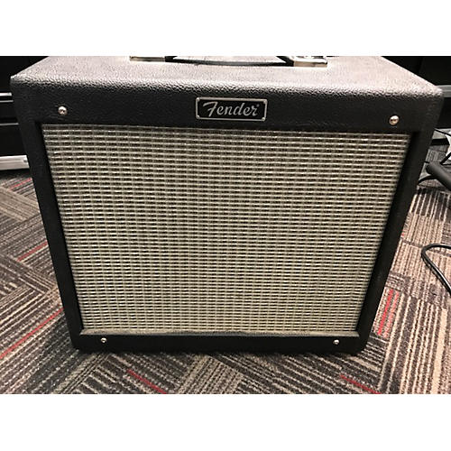 Fender Blues Junior 15W 1x12 MOD Tube Guitar Combo Amp