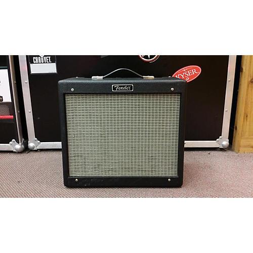 Fender Blues Junior 15W 1x12 Tube Guitar Combo Amp-thumbnail