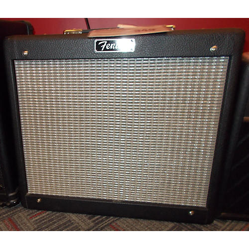 Fender Blues Junior 15W 1x12 Tube Guitar Combo Amp-thumbnail